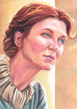 Catelyn Stark by SarahSilva