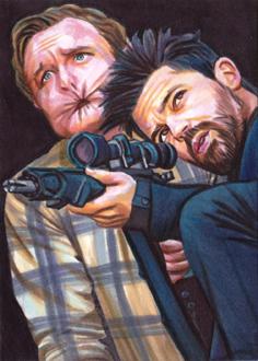 Jesse and Eugene by SarahSilva