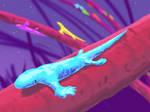 Venusian micro-lizard