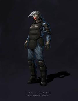 Zombie Riot Guard