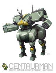 Centaurman
