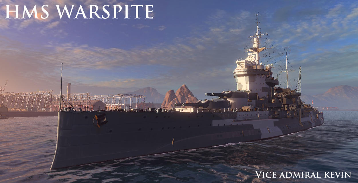 Warspite - Gallery Of The Macabre