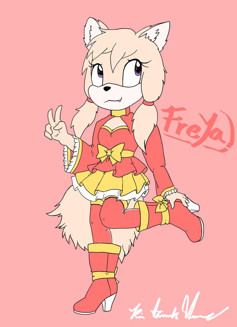 Freya by Admiral-Kevin