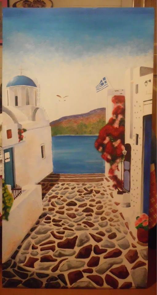 Greece by EstimadaAlejandra