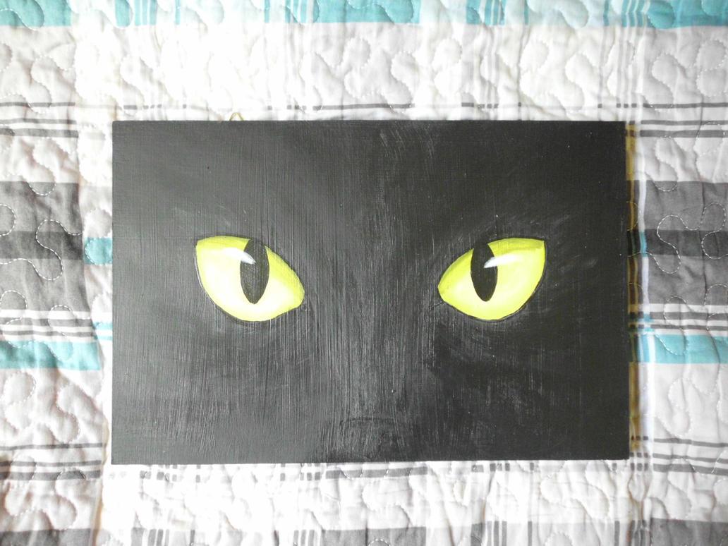 Matakuri/Ojos de gato by EstimadaAlejandra