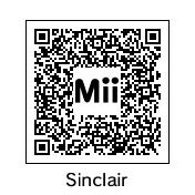 Mii QR code by ElectricCoffee
