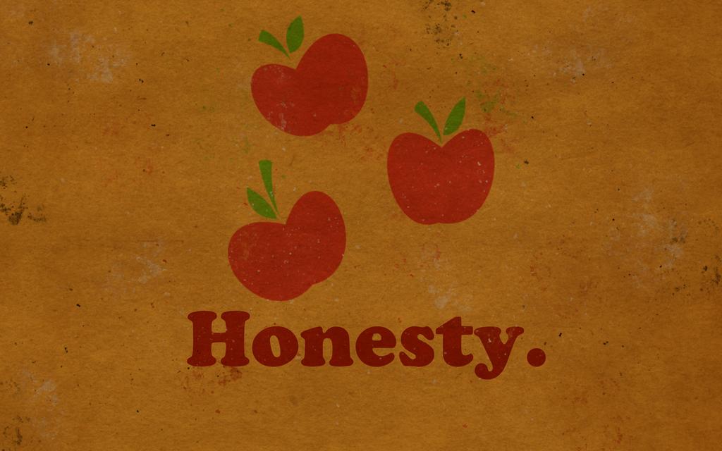 Wallpaper - Worn Honesty by ElectricCoffee