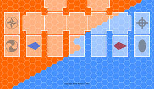 Yu-Gi-Oh Playmat (1 player)