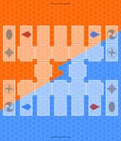 Yu-Gi-Oh Playmat (2 players)