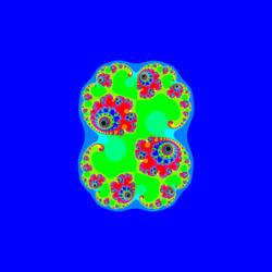 Computer Generated :: Julia c = 0.285 + 0.01i