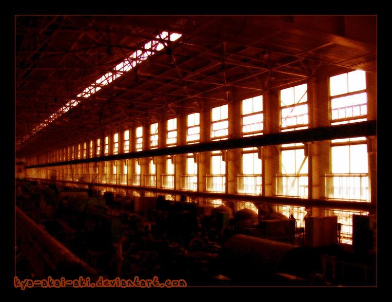 Factory ._. by kya-akai-aki