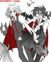 -GX- This is Halloween by ryokage