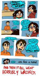 ok nerd by ryokage