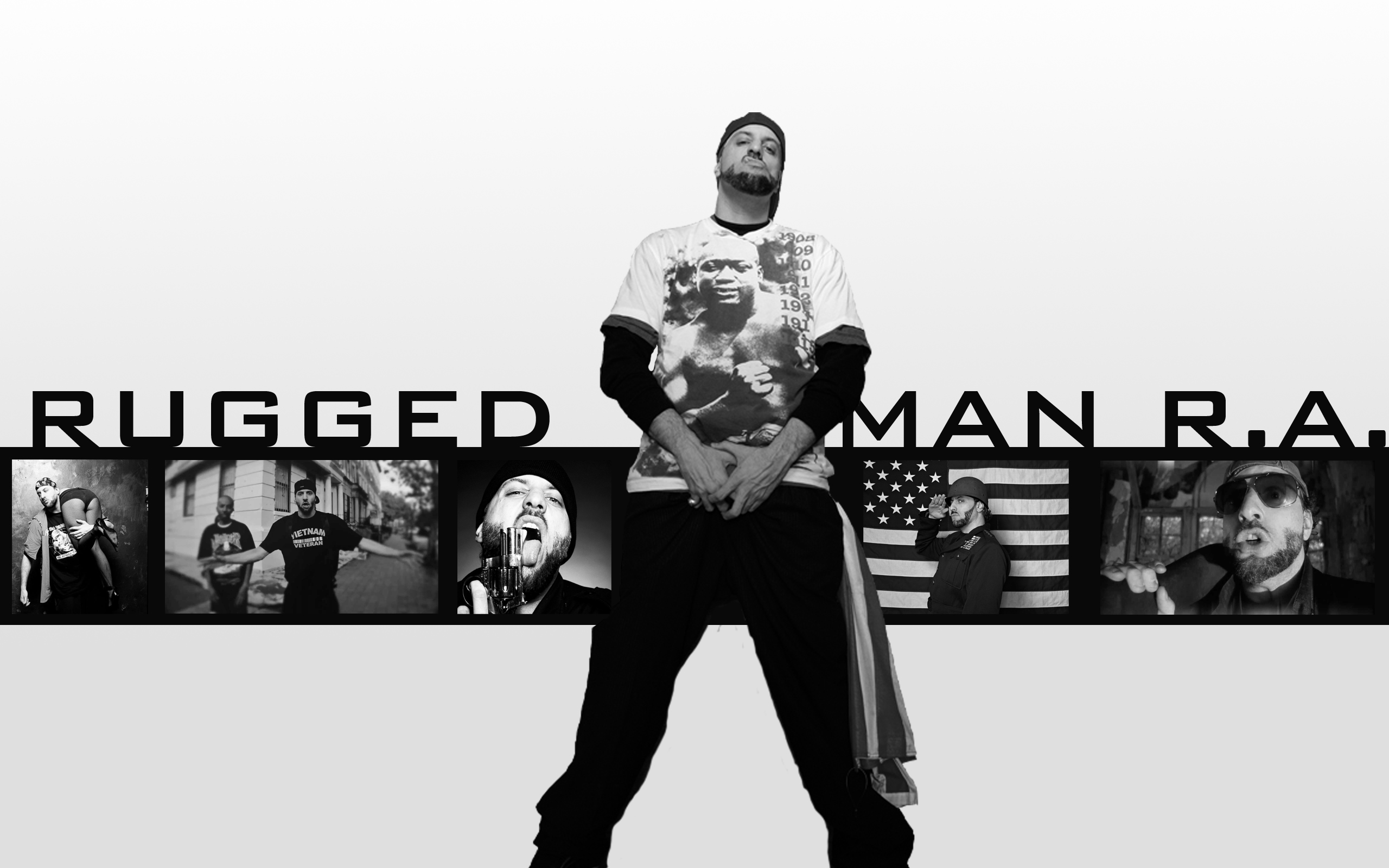 ... RA The Rugged Man Wallpaper 2560x1600 By G Lab