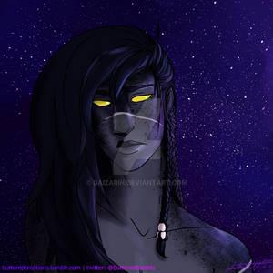 Amyra Portrait