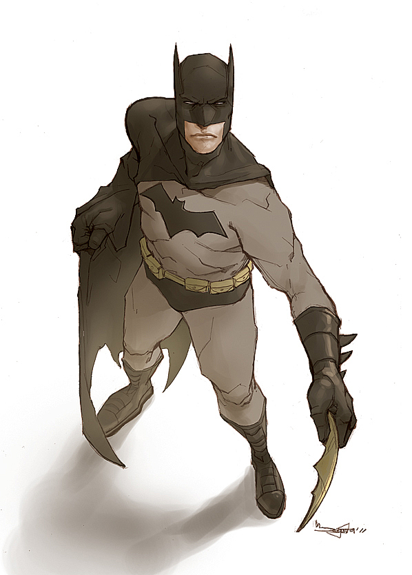 Batman2 by Takrezz