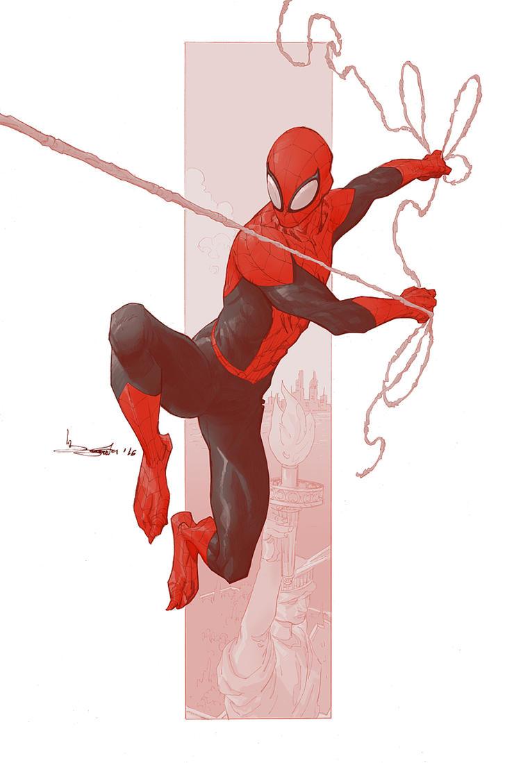 Superior_Spider-man by Takrezz