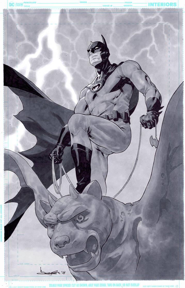 Batman by Takrezz