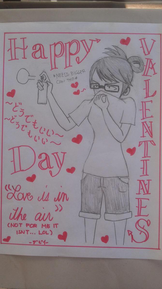 Anti-Valentine by nebotte35