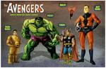 AVENGERS (original team)