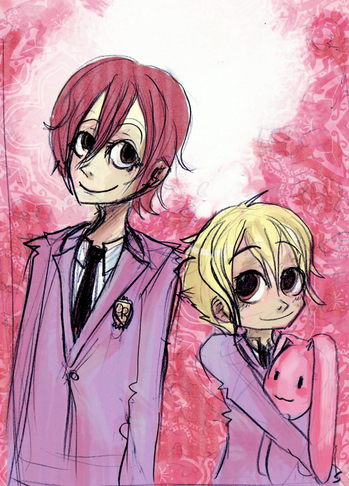 Ouran ftw by Minesotha