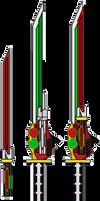Gashacon Blade