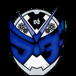 Kamen Rider Reis Helmet Close-Up