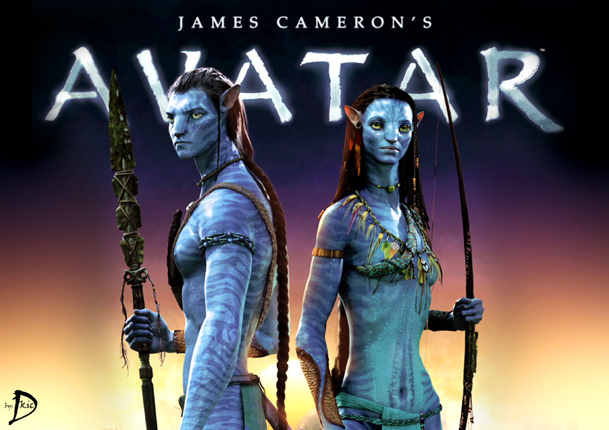 Avatar movie poster by dekanykic on deviantart - Avatar poster ...