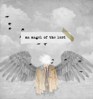 An angel of the lord by Lecia47