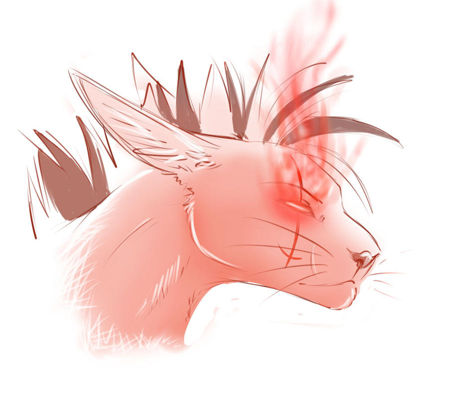 Ghost Headshot by anelalani