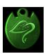 Plant Badge by anelalani