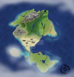 Suria Map 2.0 2014 by anelalani