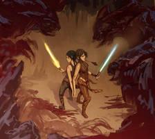 Jedi by choboroy