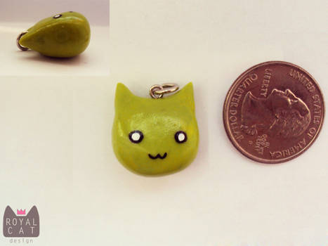 Custom Kitty Charm