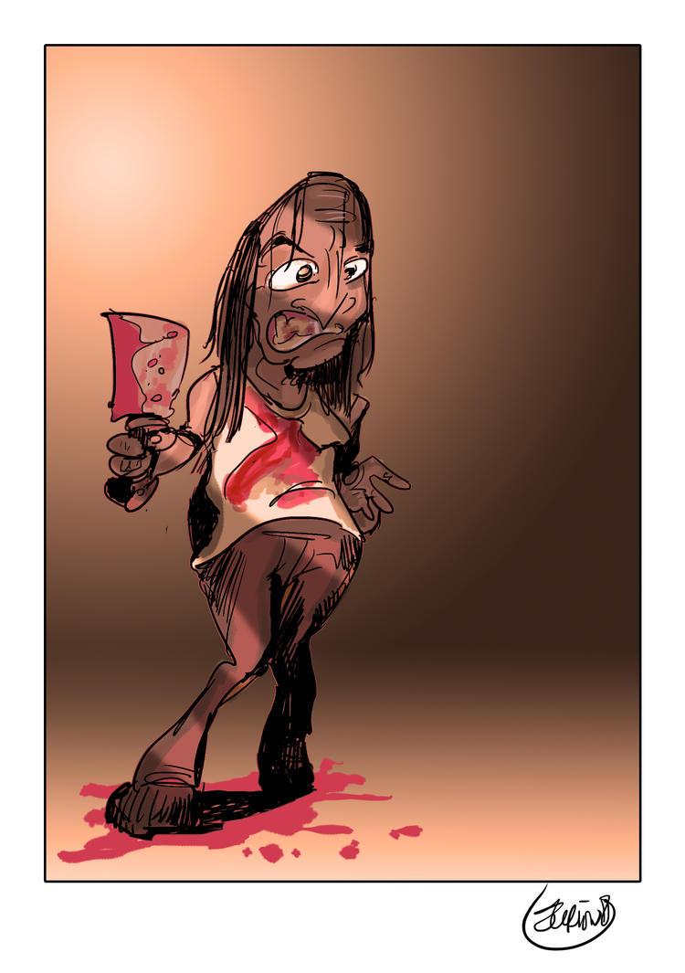 Blood Drive by Julien083