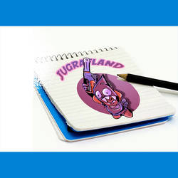 ju on sketchbook