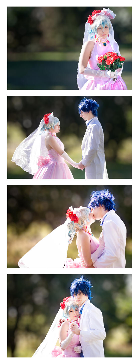[Tengen Toppa Gurren-Lagann] The Wedding 1 by rinoafatali