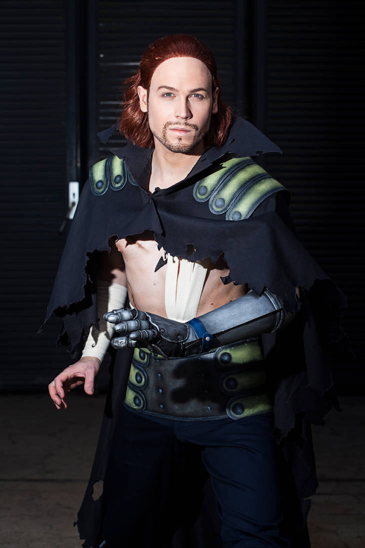 fairy tail cosplay gildarts