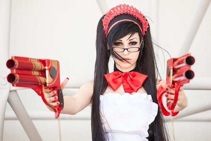 Bayonetta 2 (Maid version) by rinoafatali