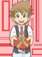 Happy Valentines Day by K-b0t