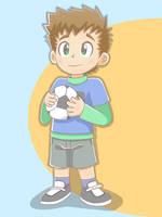 Soccer boy by K-b0t