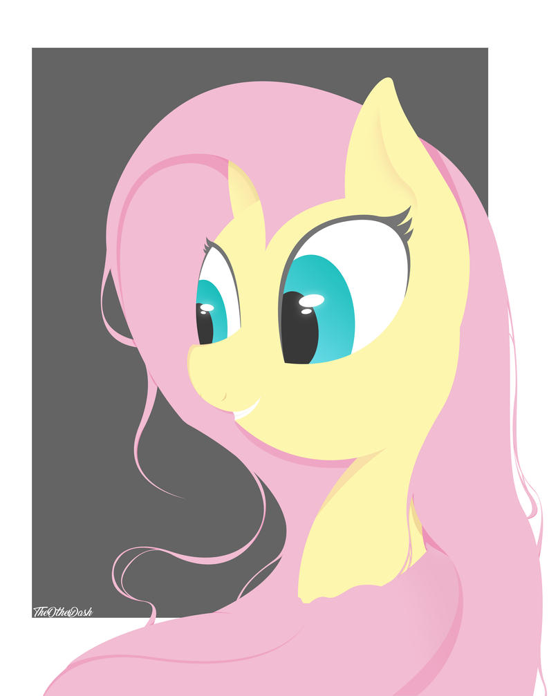Fluttershy by TheOtherDash