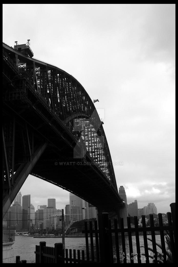 Harbour Bridge by Wyatt-03
