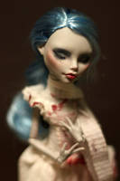 Monster High Repaint 5 by Armeleia