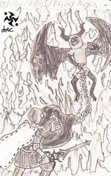 A Hero's Trails Doodle 51