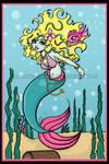 MH: Mermaid Lagoona Colored