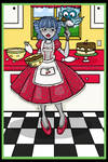 Monster High: Ghoulia's Cake 2