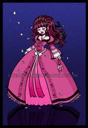Monster High: Vamp Ballgown 2 by I-heart-Link