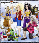 RPG World: Mugiwara Heros