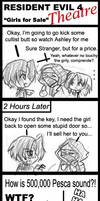 RE4: Girls for Sale by I-heart-Link